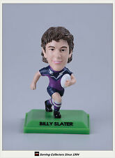 *2008 Select NRL STARS COLOR FIGURINE No.19 Billy Slater (Storm)