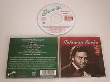 Soloman Burke/Let your Love Flow (shanachie 9202) CD album