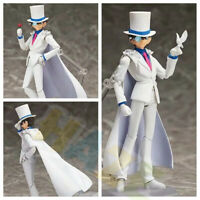 Figma SP-088 Detective Conan KID the Phantom Thief PVC Figure Toy 14cm