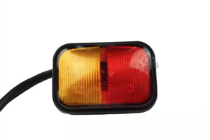 2 x LED Side Marker Lights Clearance Indicators Travel Trailer Trucks Off Road