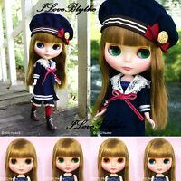 "PF 12/"" Neo Blythe Takara BJD Doll Black Curl Encryption False Eyelashes"