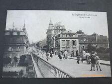 Ansichtskarten aus den ehemaligen deutschen Gebieten mit dem Thema Brücke