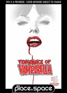 (WK13) VENGEANCE OF VAMPIRELLA #16B - OLIVER - PREORDER MAR 31ST