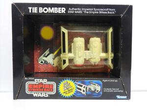 ESB DIE CAST TIE BOMBER VINTAGE KENNER STAR WARS 1977 1983