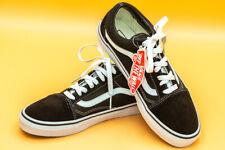 VANS Old Skool Shoes Trainers Sneakers in Black UK 7.5 EU 41 New