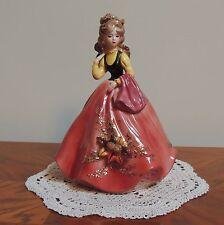 "Josef Originals Vintage Figurine Autumn from Four Seasons 9"""