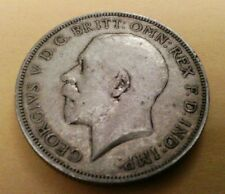 Great Britain Florin,  Silver Two Shillings, 1916, .925 sterling