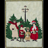 The Carolers Quilt Pattern by Cozy Quilt Designs
