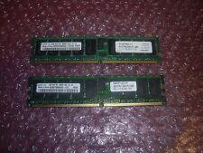 Samsung M393T5660AZ3-CCC 4GB (2X2GB) 1RX4 PC2-3200R 400MHZ ECC memoria del servidor