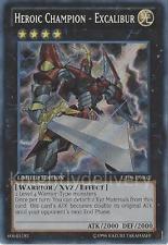 Yugioh Authentic Nistro Deck - Heroic Champion - Excalibur  - 41 Cards Near Mint
