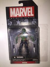 "Marvel Universe DRAX Infinite Series 2014 GUARDIANS OF THE GALAXY 3.75"" Figure"