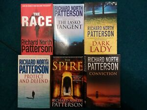 Richard North Patterson Job Lot 6 books