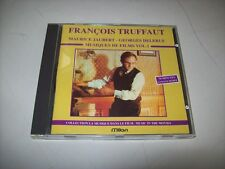 CD - MUSIQUES DE FILMS VOL. 1 - GEORGES DELERUE - MADE IN FRANCE - 1990