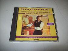 CD - MUSIQUES DE FILMS VOL. 1 - GEORGES DELERUE - MADE IN FRANCE - 1990