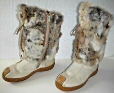 Women's STYLISH BOOTS / Fur PAJAR - 8.5