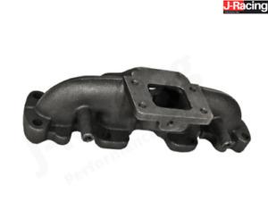 T3 Turbo Manifold for Mazda MX5 Miata 1.8 Mk1 NA | Mk2 NB 94-05 Cast Iron log