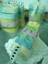 SeifenSet handgemachte Seifen aus eigener Manufaktur Mischung 200 Gramm