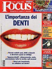 Focus.L'importanza dei denti