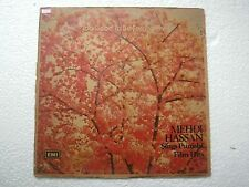 MEHDI HASSAN TOO GOOD TO BE FORGOTTEN 1980 punjabi film hits RARE BOLLYOOD LP EX