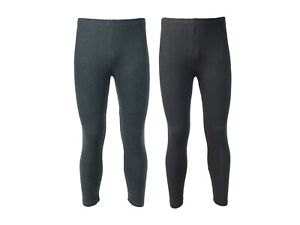 Mens High Quality Thermal Long Johns Trousers Warm Underwear Baselayer,M-XXL