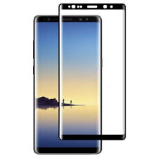 Edge to Edge Protection No-Bubble UniqueMe 2 Pack Screen Protector Compatible For Samsung Galaxy Note 9 Tempered Glass,3D Full Coverage Film Easy Installation Frame Case Friendly 9H HD