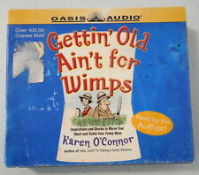Gettin Old Aint For Wimps Inspirations Stories to Warm Your Heart Audio Book CD
