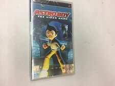 ASTRO BOY THE VIDEO GAME  PSP  PAL NUOVO SIGILLATO