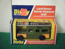 Land Rover Dinky Diecast Vehicles, Parts & Accessories