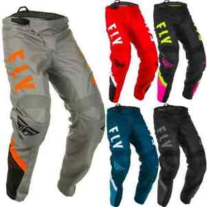 Fly Racing F20 F-16 Racing Gear Youth Off Road Dirt Bike MX Motocross Pants