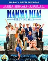 Nuovo Mamma Mia - Here We Go di Nuovo! Blu-Ray