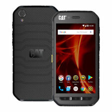 Cat Caterpillar S41 Dual SIM Waterproof Unlocked Smartphone - Black