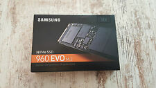 Samsung SSD 960 EVO 1TB M.2 NVMe / *NEU&OVP* / MZ-V6E1T0BW / 3D V-NAND