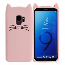 Cute 3D Cartoon Soft Silicone Phone Case Cover Shell For Samsung Note 5 4 J2 3 7