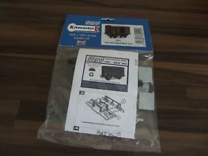 DAPOL KITMASTER CO41 10T VENTILATED MEAT WAGON OO/HO UNMADE KIT..