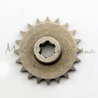 20 Tooth 47cc 49cc T8F 8mm Mini Moto Dirt Bike Front Pinion Sprocket Chain Cog