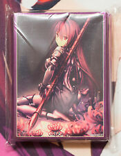 Fate/Grand Order Scathach E doujin Event Sleeves VERY RARE NEW MTG Weiss FGO