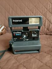 Polaroid One Step Close Up 600 Film Instant Camera Tested Made in United Kingdom