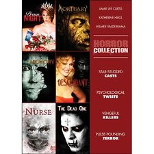 Horror Collection, Vol. 3 DVD SET NEW SEALED Prom Night / Mortuary / The Nurse