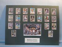 Baltimore Orioles led by Cal Ripken & Jim Palmer win the 1983 World Series