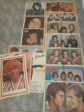 More details for record mirror newspaper center poster collection 1970s (17)