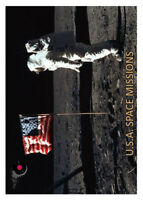 2019 USA Space Missions series 1 set of 100 cards by J2 Cards -  NASA approved!