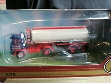 EFE, 37001, James Hemphill Ltd Foden oval tanker, brand new, not pre owned.