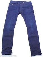 Mens Attacc Low Straight Jean in Dark Aged 50625 5166 36X32 G-star