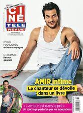 °☆☆ Ciné Télé Revue / AMIR ~ CLAUDE FRANCOIS ~ 21/10/2021 - Coupures Photos ☆☆°