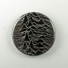 Joy Division Unknown Pleasures - Button Badge - 25mm 1 inch