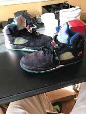 "Size 8.5 Mens Nike Air Jordan 5 ""Fusion"" (318608 061) Pre Owned 8/10 Cond"