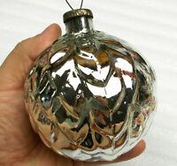 Antiker Russen Christbaumschmuck Glas Weihnachtsschmuck BIG Hopfen Ornament