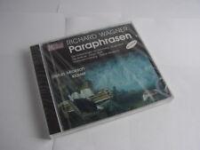 Richard Wagner Paraphrasen - Stefan Mickisch Klavier. Neue CD, orig. verpackt.