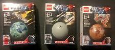 LEGO Star Wars  Planet Series 1 9674  9675 9675  NIB Sealed (Free Shipping)