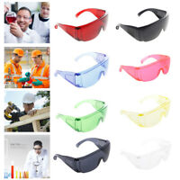 Protection Safety Riding Eye Goggles Glasses Work Lab Dental Spectacles Eyewear